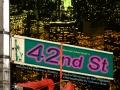 42nd street poster 19x29