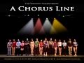 A chorus Line Poster 11x14-Edit